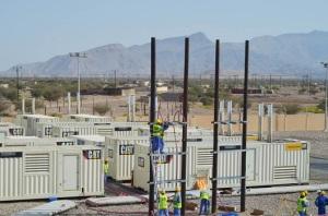 Altaaqa Global vient de réaliser avec succès l'installation temporaire de 24 MW de puissance  dans le Sultanat d'Oman. Ce projet, dont l'installation n'a demandé que 4 jours, est l'un des plus rapides dans toute l'histoire de l'industrie de location de biens d'équipement.