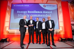 Altaaqa Global - Energy Excellence Award - Highly Commended - Energy Institute Awards London